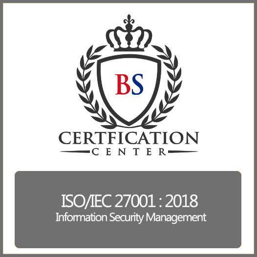 ISO/IEC 27001:2013 – Information Security Management