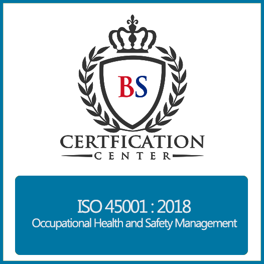 ISO 45001: 2018 – Occupational Health and Safety
